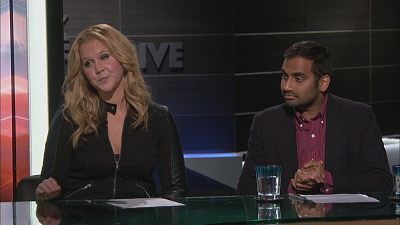 The Jeselnik Offensive - Amy Schumer & Aziz Ansari