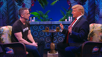 The President Show - Dan Savage