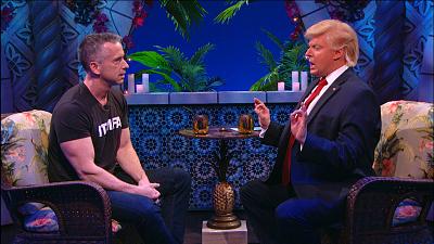 The President Show - Dan Savage