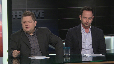 The Jeselnik Offensive - Patton Oswalt & Nick Kroll