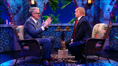 The President Show - Keith Olbermann