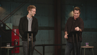 The Burn with Jeff Ross - Week of 9/3/2012 - Jeselnik, Leggero, Glass