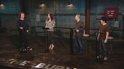 The Burn with Jeff Ross - Week of 8/27/2012 - Kimmel, Norton, Rajskub, Lee