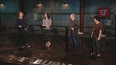 The Burn with Jeff Ross - Week of 8/27/2012 - Kimmel, Norton, Rajskub, Lee