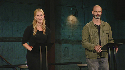 The Burn with Jeff Ross - Week of 9/17/2012 - Schumer, Peretti, Stevens, Celeste