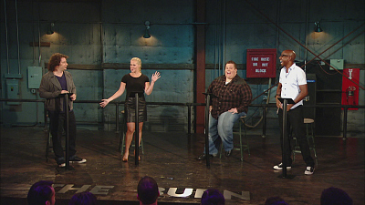 The Burn with Jeff Ross - Week of 8/13/12 - Silverman, Smoove, Schumer, May