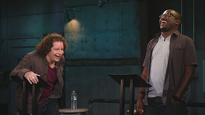 The Burn with Jeff Ross - Week of 9/10/2012 - Knoxville, Miller, Buress, Harris