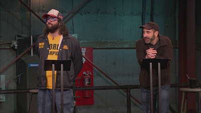 The Burn with Jeff Ross'