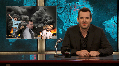 The Jim Jefferies Show - June 6, 2017 - Worldwide Racism