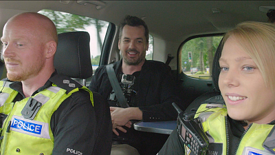 The Jim Jefferies Show - September 19, 2017 - Jim's Police Ride-Along