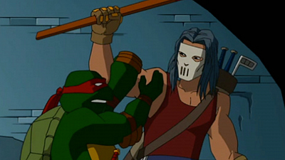 Teenage Mutant Ninja Turtles - Meet Casey Jones
