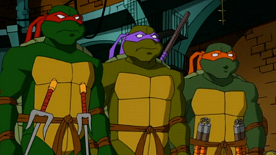Teenage Mutant Ninja Turtles - The Shredder Strikes - Part 1