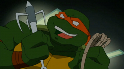 Teenage Mutant Ninja Turtles - The Unconvincing Turtle Titan