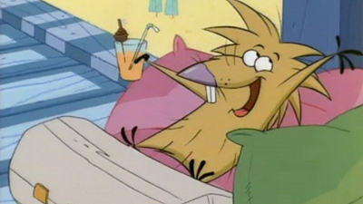 The Angry Beavers - Born To Be Beavers/Up All Night