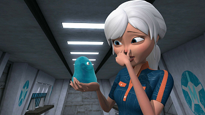 Monsters vs. Aliens - The Bath Effect/The Fruit of All Evil