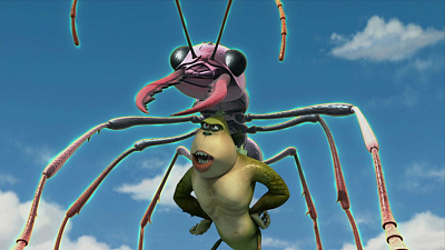Monsters vs. Aliens - Welcome to Area Fifty-Something