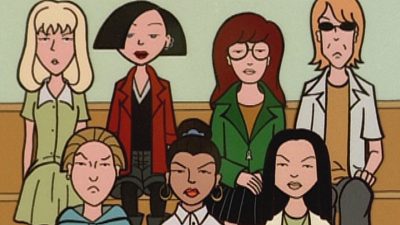 Daria - The Big House