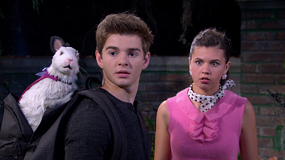 The Haunted Hathaways'