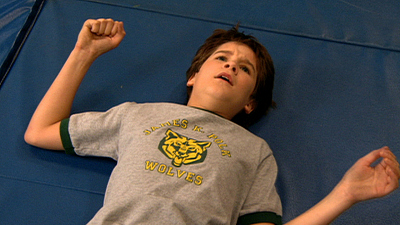 Ned's Declassified School Survival Guide - Daydreaming/Gym