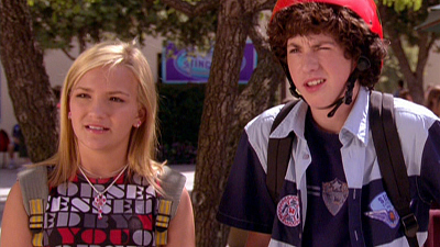 Zoey 101 - Defending Dustin