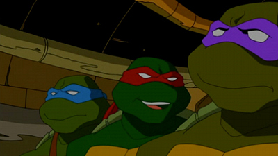 Teenage Mutant Ninja Turtles - Things Change