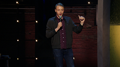 Comedy Central Stand-Up Presents - Casey James Salengo