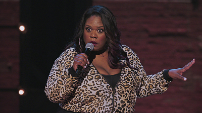 Comedy Central Stand-Up Presents - Yamaneika Saunders