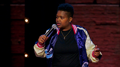Comedy Central Stand-Up Presents - Sam Jay