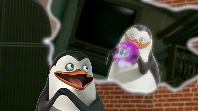 The Penguins of Madagascar - Operation: Big Blue Marble