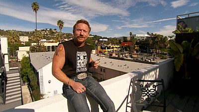 MTV Cribs - Ray J, Danny Bonaduce, Keir Dillon