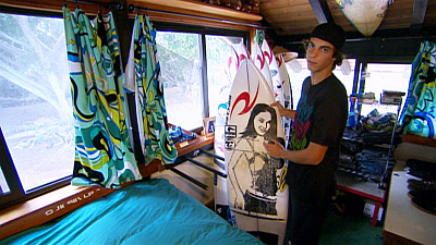 MTV Cribs - Celebrity Teen Edition: Colby O'Donis, The Naked Bros. Band, Smith Brothers