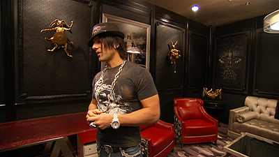 MTV Cribs - Criss Angel, Marques Houston, Derek Anderson (NBA)