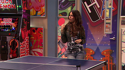 VICTORiOUS - The Great Ping-Pong Scam