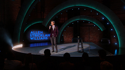 Comedy Central Stand-Up Presents'