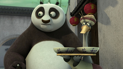 Kung Fu Panda: Legends of Awesomeness - The Goosefather