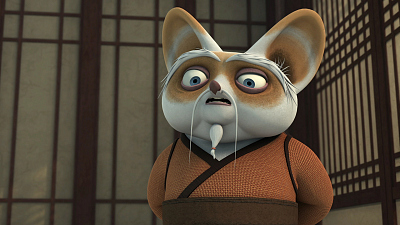 Kung Fu Panda: Legends of Awesomeness - Mind Over Manners