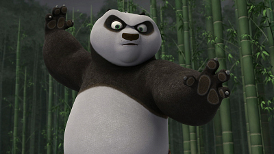 Kung Fu Panda: Legends of Awesomeness - The Way of the Prawn