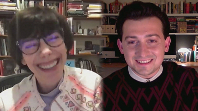 The Late Late Show with James Corden - Catching Up w/ Sally Hawkins & Emcee Craig Roberts
