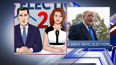 Tooning Out The News - 10/28/20 SUPER PANEL ELECTION COVERAGE (Cori Bush)