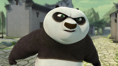 Kung Fu Panda: Legends of Awesomeness - War of the Noodles