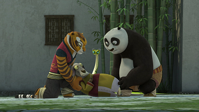 Kung Fu Panda: Legends of Awesomeness - Serpent's Tooth