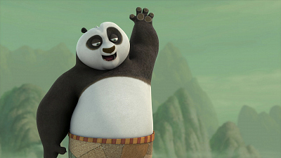 Kung Fu Panda: Legends of Awesomeness - A Thousand and Twenty Questions