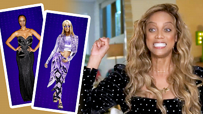 The Late Late Show with James Corden - Where'd I Wear That? w/ Tyra Banks