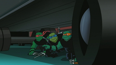 Teenage Mutant Ninja Turtles - Hacking Stockman