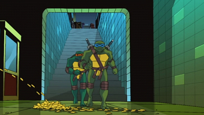 Teenage Mutant Ninja Turtles - City Under Siege