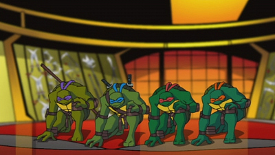 Teenage Mutant Ninja Turtles - Identity Crisis