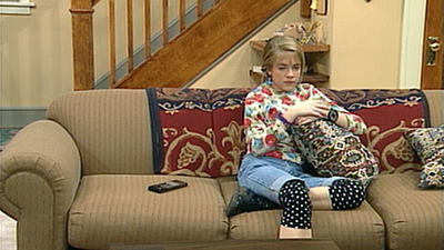 Clarissa Explains It All - No T.V.