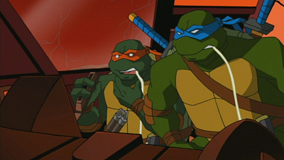 Teenage Mutant Ninja Turtles'