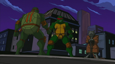 Teenage Mutant Ninja Turtles'