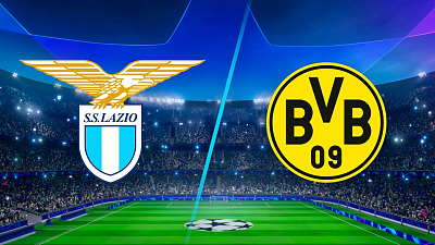 UEFA Champions League - Full Match Replay: Lazio vs. Dortmund